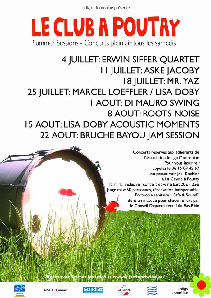 Le Club à Poutay @ La Cavine à Poutay   Plaine   Grand Est   France