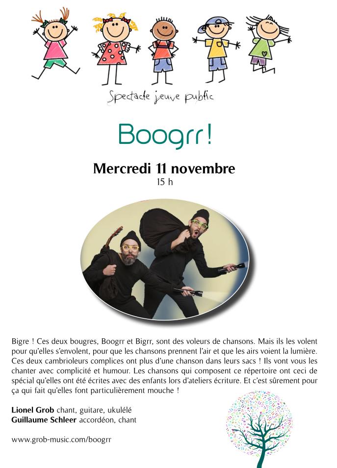 Boogrr! @ Le Repère | Schirmeck | Grand Est | France